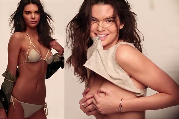 Kendall-Jenner-video