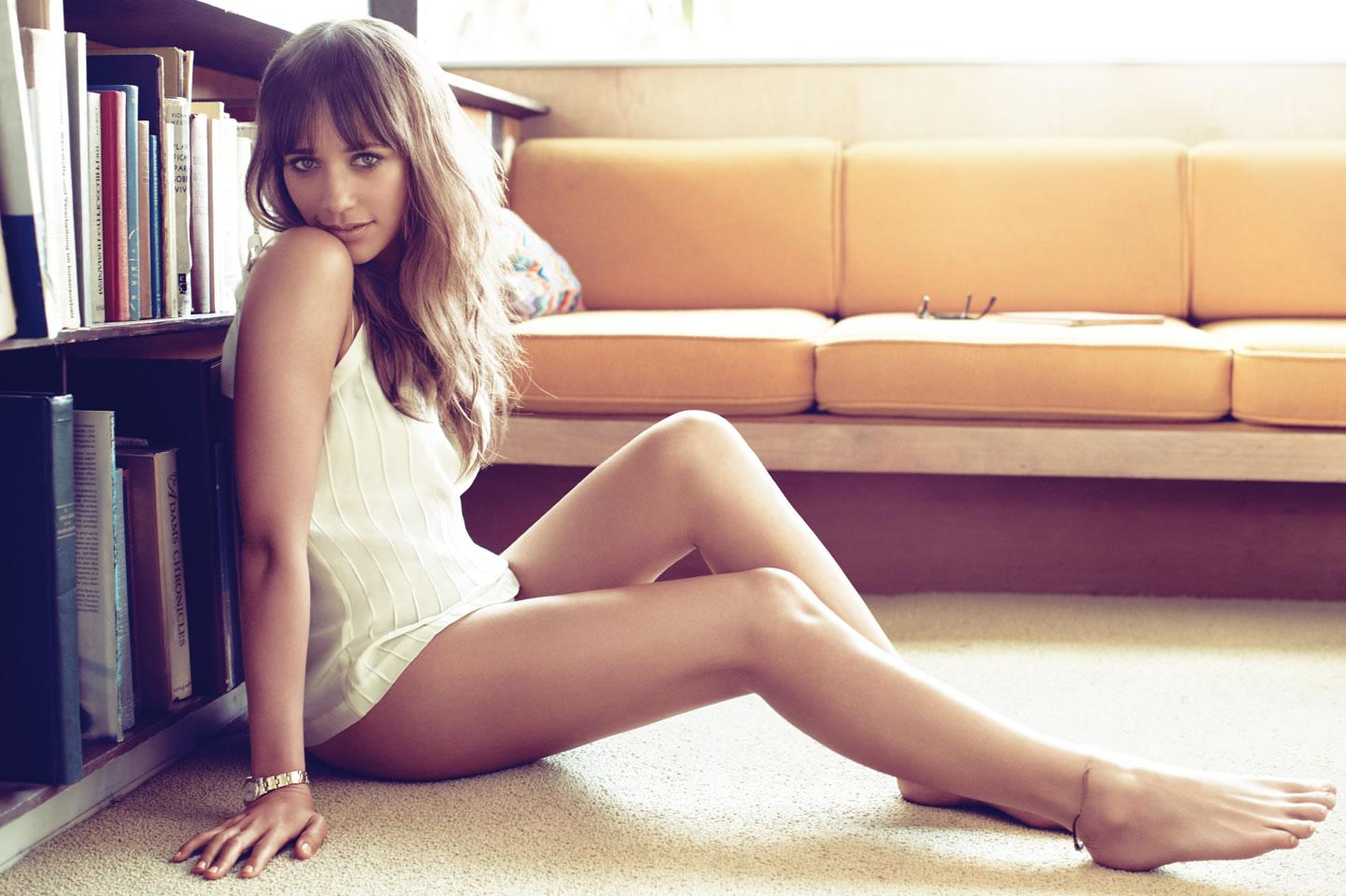 Rashida Jones - Figlia di Quincy Jones e Peggy Lipton