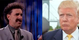 Borat, Donald Trump 2