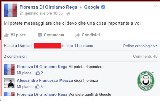 Fiorenza Di Girolamo: la donna che ha rotto Google - (8 FOTO)