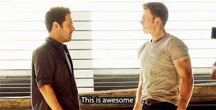 Civil War Ant-Man incontra Capitan America - VIDEO