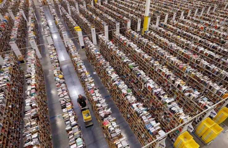 Amazon pronta a vendere la sua linea di generi alimentari