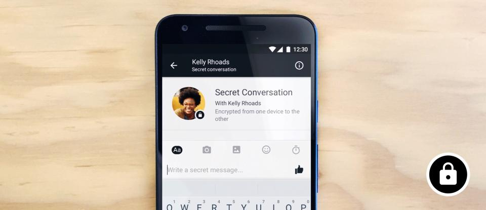 secret-messenger