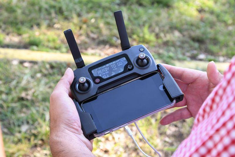 Mavic-Pro-telecomando