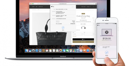 macOS Sierra-apple-pay