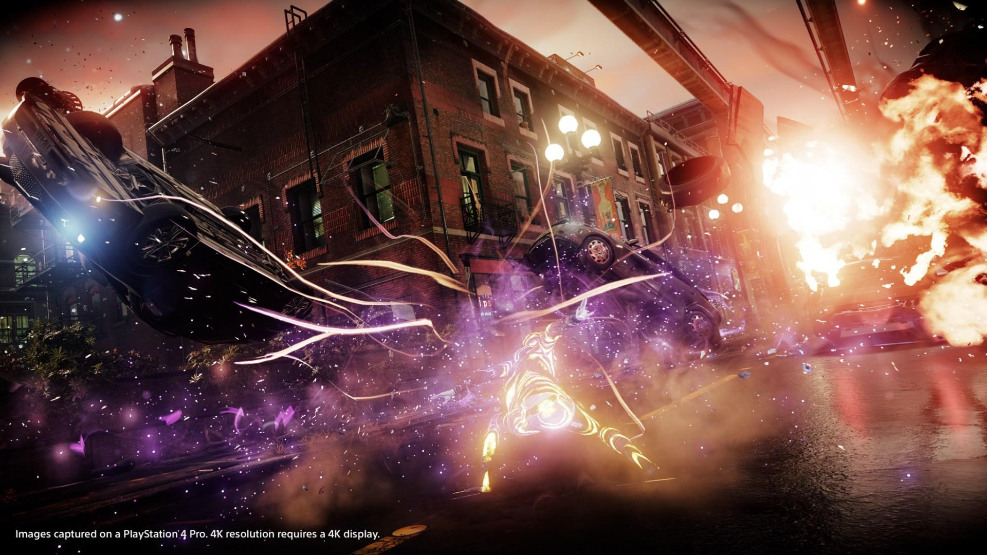 infamous-first light-ps4 pro