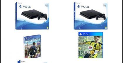 Black Friday Bundle PlayStation 4 Slim su Amazon