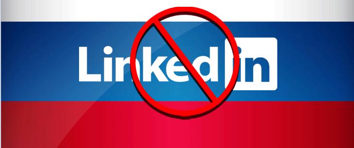 La Russia vuole bloccare LinkedIn in tutto il Paese