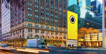 Snapchat lancia lo Spectacles Store a NYC