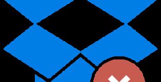 Dropbox-offline