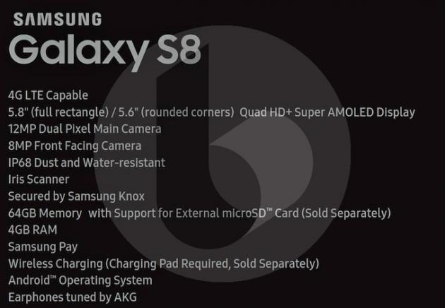 Samsung-Galaxy-S8-specifiche