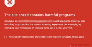 Chrome-Mac-sito-non-sicuro