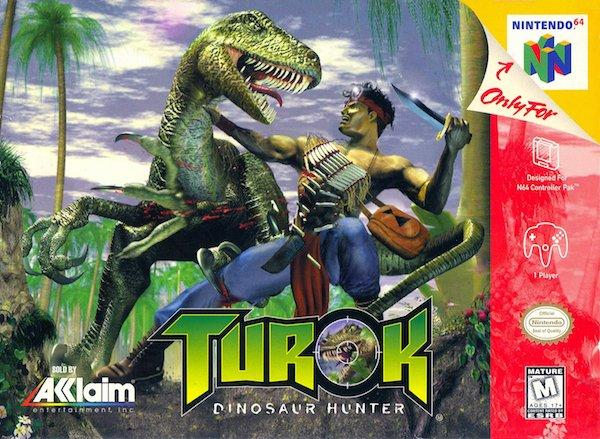 Turok - Dinosaur Hunter